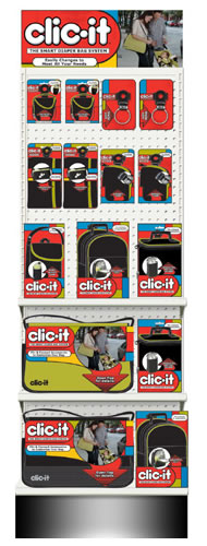 Clic-It Display