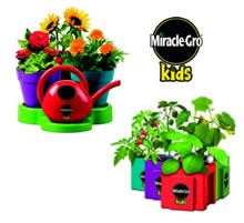 Miracle-Gro Pottery Set