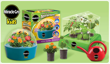 Miracle-Gro Playset
