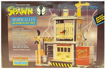 Spawn Alley Playset
